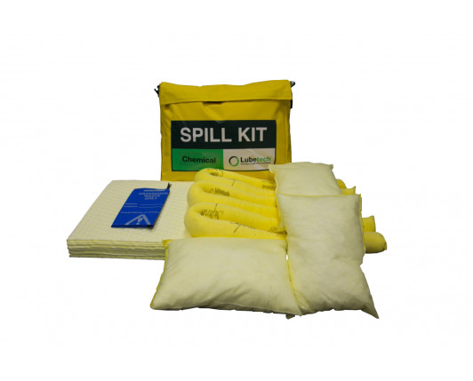 30 Litre Premium Chemical Spill Kit Holdall