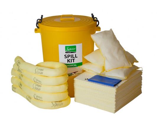 80 Litre Premium Chemical Spill Kit