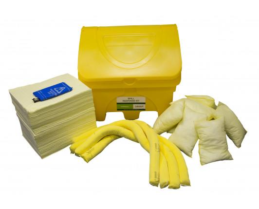120 Litre Premium Chemical Spill Kit