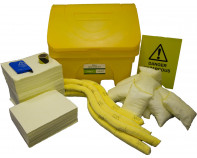 240 Litre Premium Chemical Spill Kit