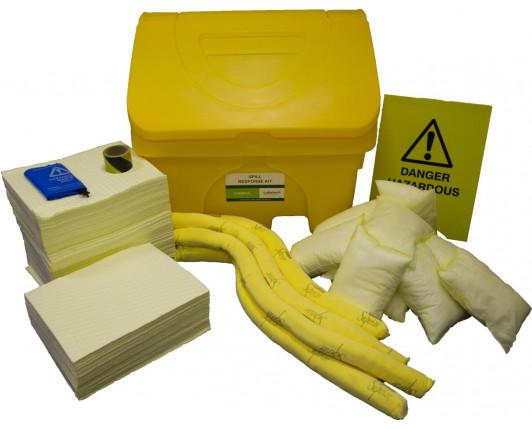 240 Litre Premium Chemical Spill Kit