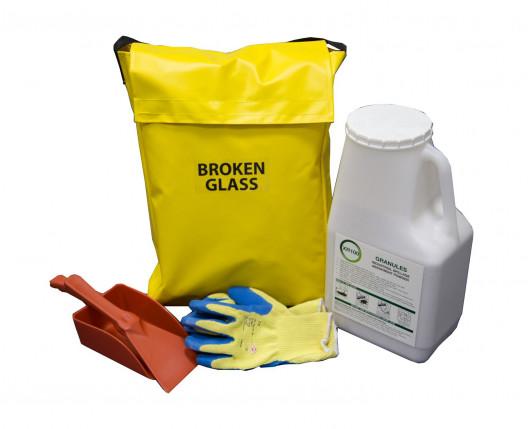 Broken Glass Spill Kit