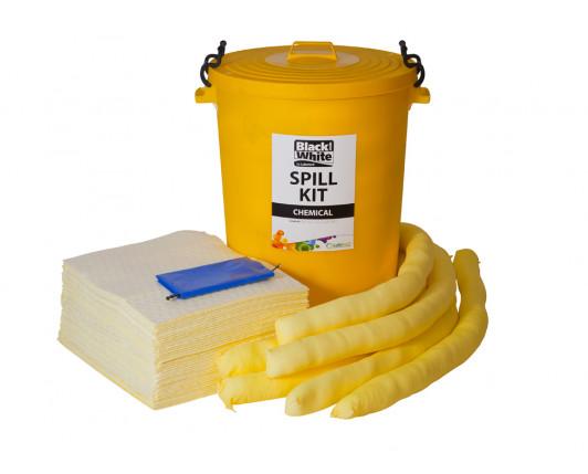 80 Litre Economy Plus Chemical Spill Kit