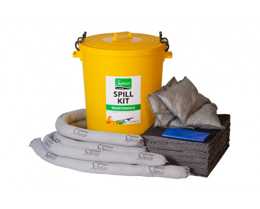 80 Litre Premium Maintenance Spill Kit