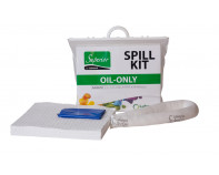 15 Litre Premium Oil-Only Spill Kit