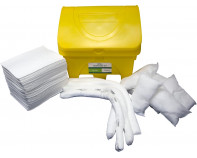 120 Litre Premium Oil-Only Spill Kit