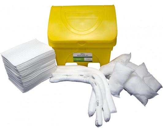 120 Litre Premium Oil-Only Spill Kit