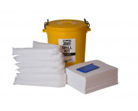 80 Litre Economy Plus Oil-Only Spill Kit