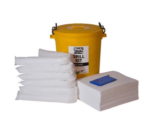 80 Litre Economy Plus Oil-Only Spill Kit