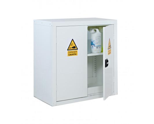 Acid & Alkali Floor Storage Cupboard 900 x 900 x 460mm