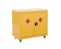 Hazardous Substance Mobile Cupboard 840 x 900 x 460mm