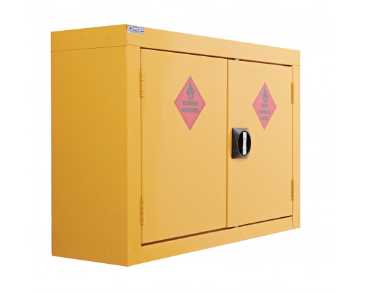 Hazardous Substance Wall Storage Cupboard 570 x 850 x 255mm