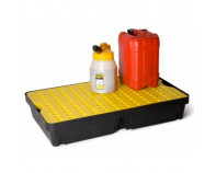 100 Litre Spill Tray With Grate