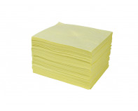 Economy Chemical Absorbent Pads - 50cm x 40cm - Pack of 200