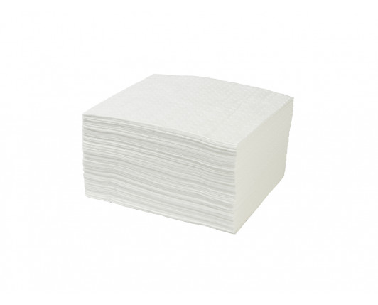 Economy Plus Oil-Only Absorbent Pads - 50cm x 40cm - Pack of 100