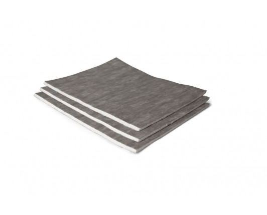 Natural Maintenance Absorbent Pads - 48cm x 38cm - Pack of 100