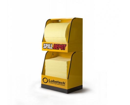 Spill Depot 2-Part Modular Dispensing Unit