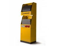Spill Depot 3-Part Modular Cabinet and Dispensing Unit