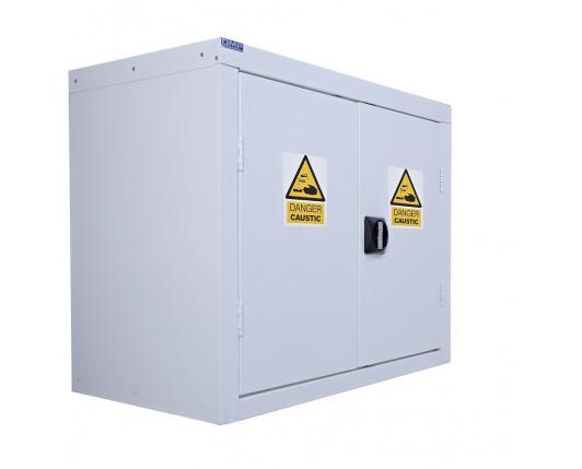 Acid & Alkali Wall Storage Cupboard 570 x 850 x 255mm