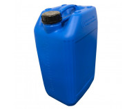 25 Litre Stackable Plastic Jerry Can - UN Approved - x48 Pack
