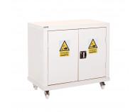 Acid & Alkali Mobile Storage Cupboard 840 x 900 x 460mm