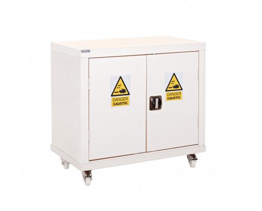 Acid & Alkali Mobile Storage Cupboard 1040 x 900 x 460mm