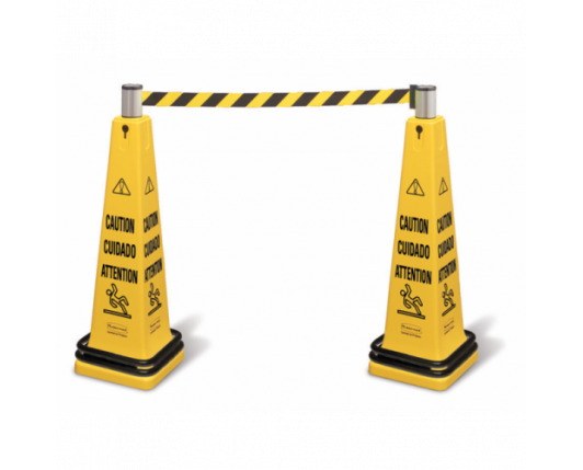 Safety Cone 'Caution Wet Floor Symbol' Single