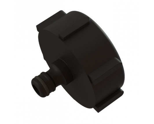 IBC S60x6 (2 inch) Female to 12.5mm Hozelock Hose Adaptor
