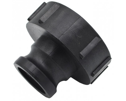 IBC S100x8 (3 Inch) Female Buttress to 2 Inch Camlock Adapter