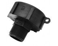 IBC S60x6 (2 inch) Female to 1 inch BSP Male Adaptor