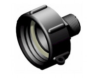 IBC S60x6 (2 inch) Female to 3/4 inch BSP Male Adaptor