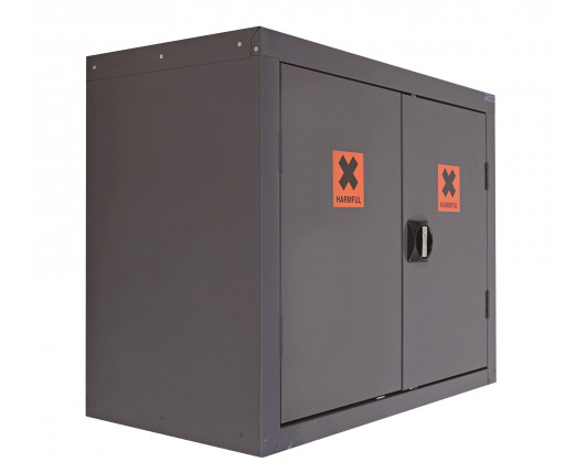 CoSHH Wall Storage Cupboard 570 x 850 x 255mm