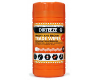 Dirteeze Smooth & Strong Heavy Duty Wipes - Tub of 80 Wipes