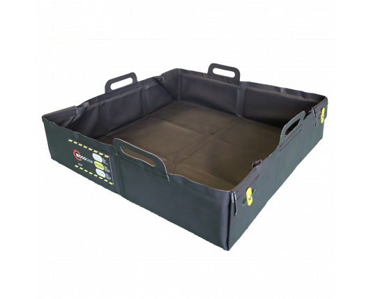 Eccotarp Collapsible Antistatic Containment Tank