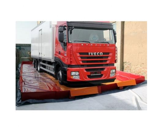 Eccotarp ET Large 555 Collapsible Spill Bund - 22500 Litre