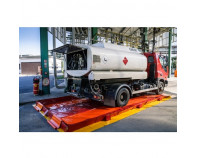 Eccotarp ET Large 444 Collapsible Spill Bund - 8750 Litre