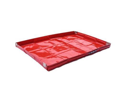 Eccotarp ET 06 Shallow Collapsible Spill Bund - 50 Litre