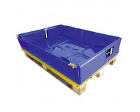Eccotarp Cargo Euro Spill Bund - 210 Litre