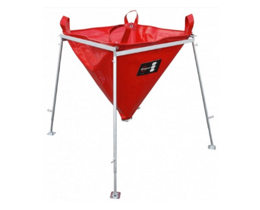 Eccotarp Industrial Folding Funnel - 140 Litre