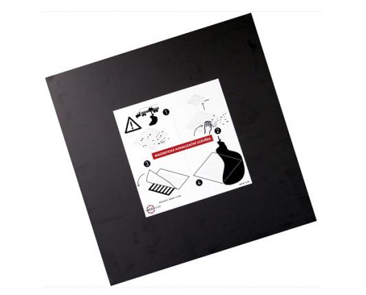Eccotarp Magnetic Drain Cover - 100cm x 100cm