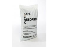 70x Spilkleen 30L Safe Soak Sawdust Absorbent Granules