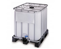 1000 Litre New IBC - Plastic Pallet - UN Approved