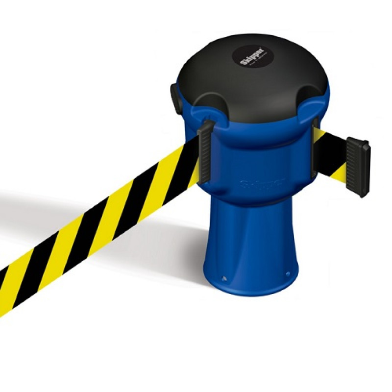 Skipper m retractable safety barrier pro spill