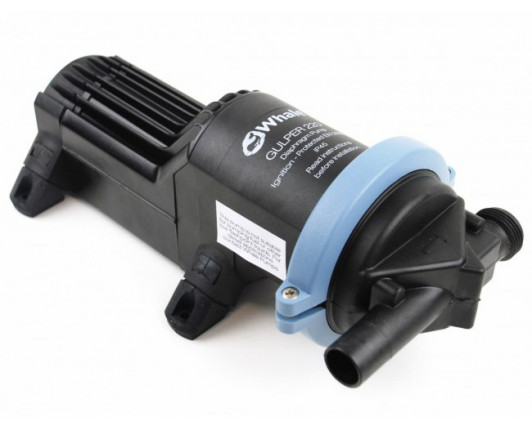 Whale Gulper 220 Pump For Shower & Waste – 12v