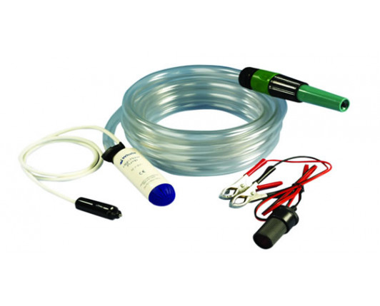 Portable Car & Bike Wash Kit With Hose & Power Supply Connectors